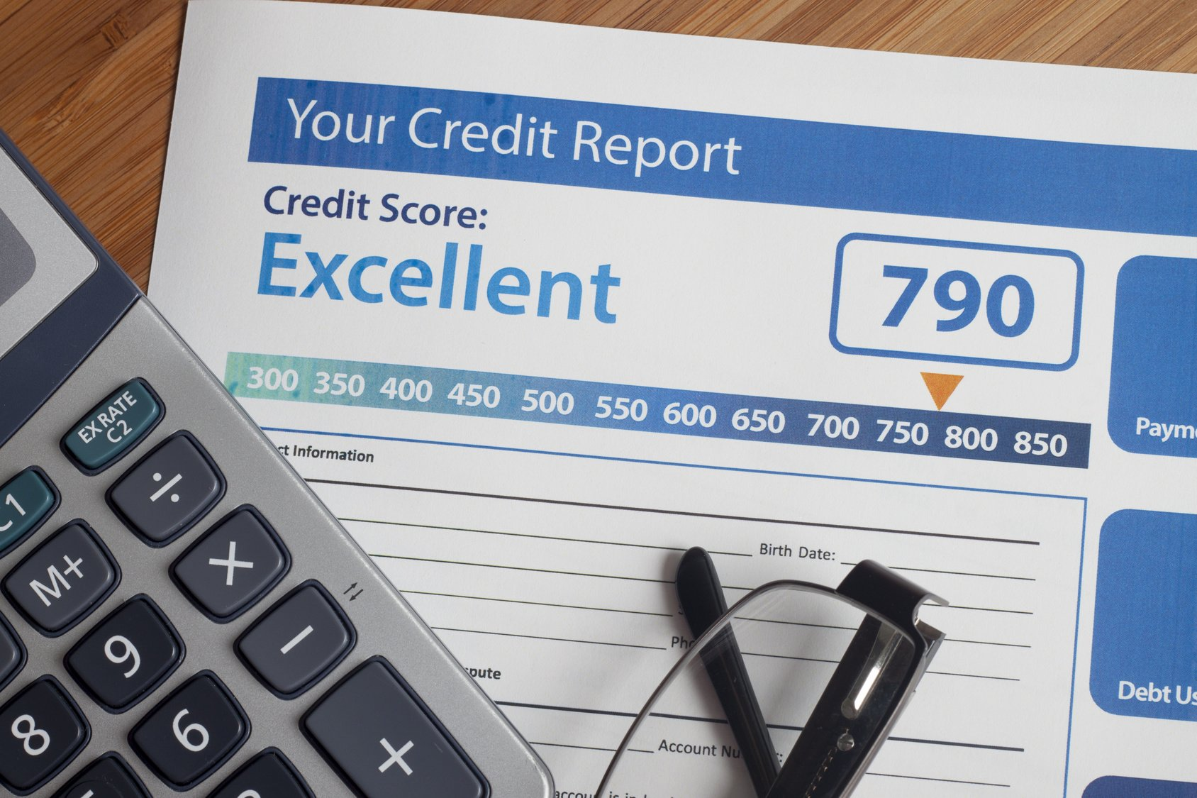 Rebuilding Your Credit After Bankruptcy
