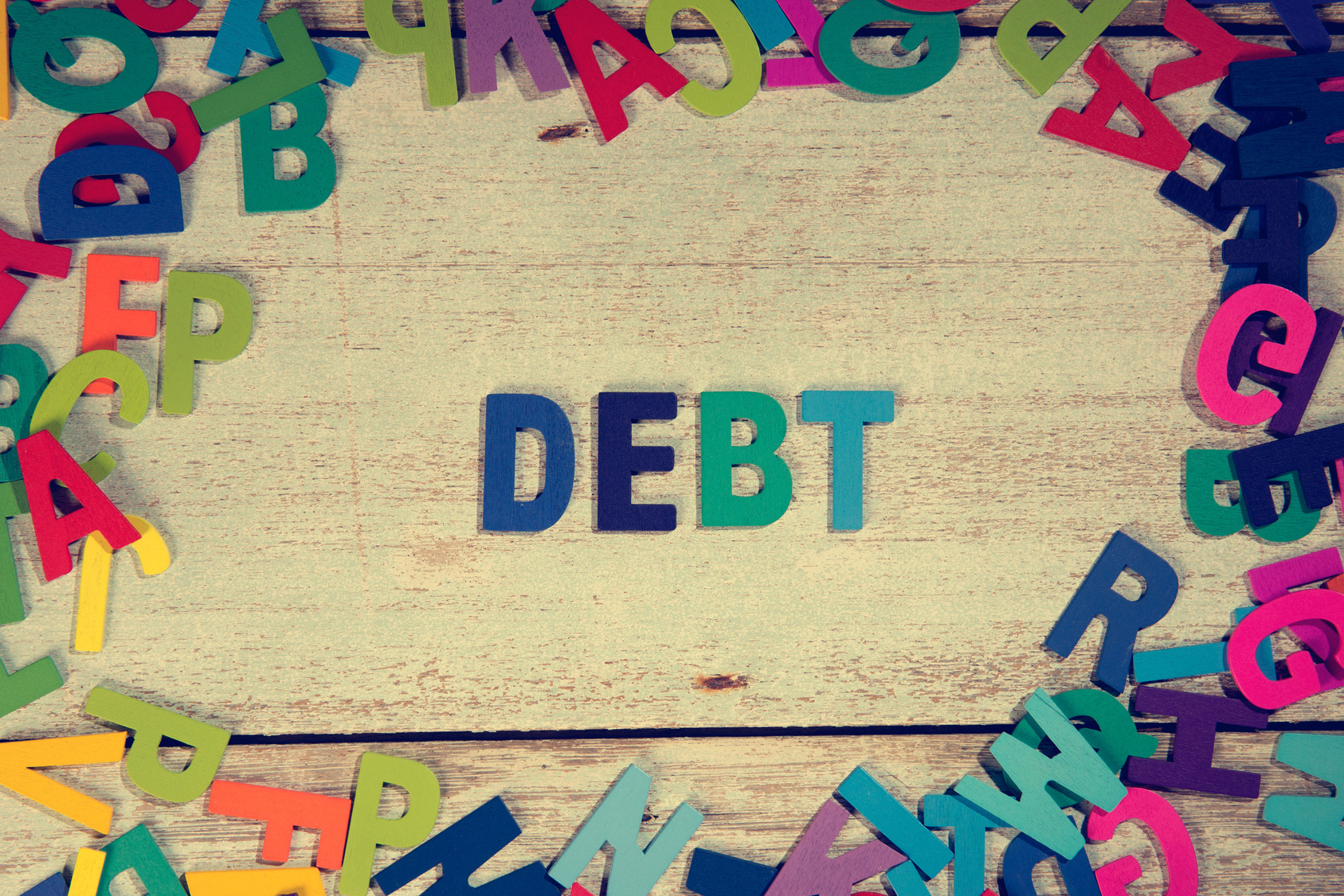 Types of Debt in a Bankruptcy Case