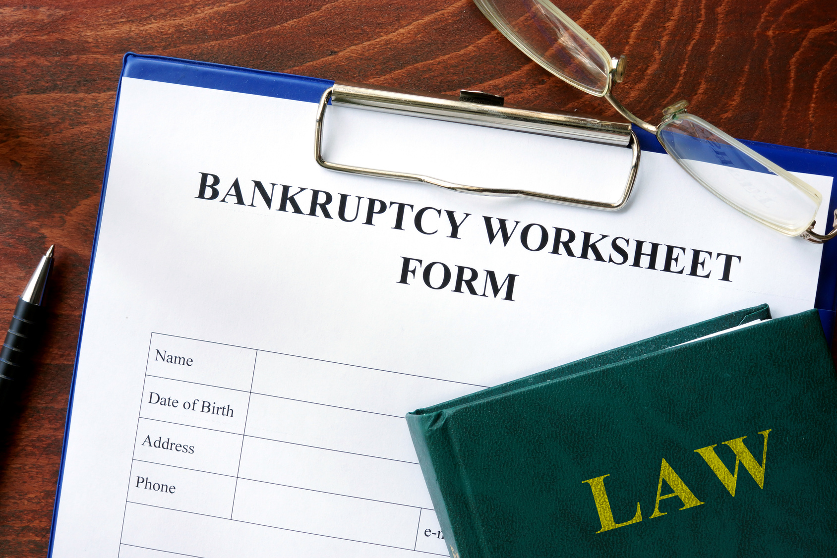 How Does the Bankruptcy Process in Indiana Work?