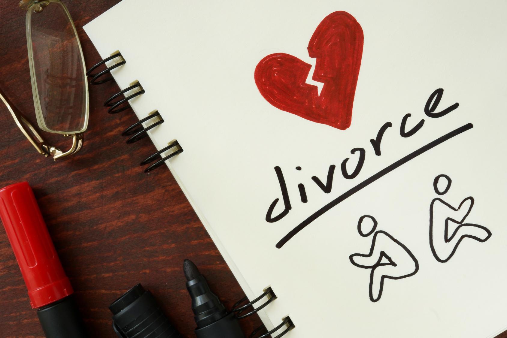 Filing For Bankruptcy During Divorce
