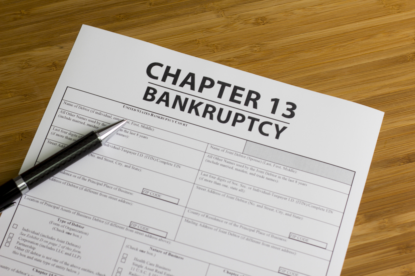 Bankruptcy Lawyer by Me