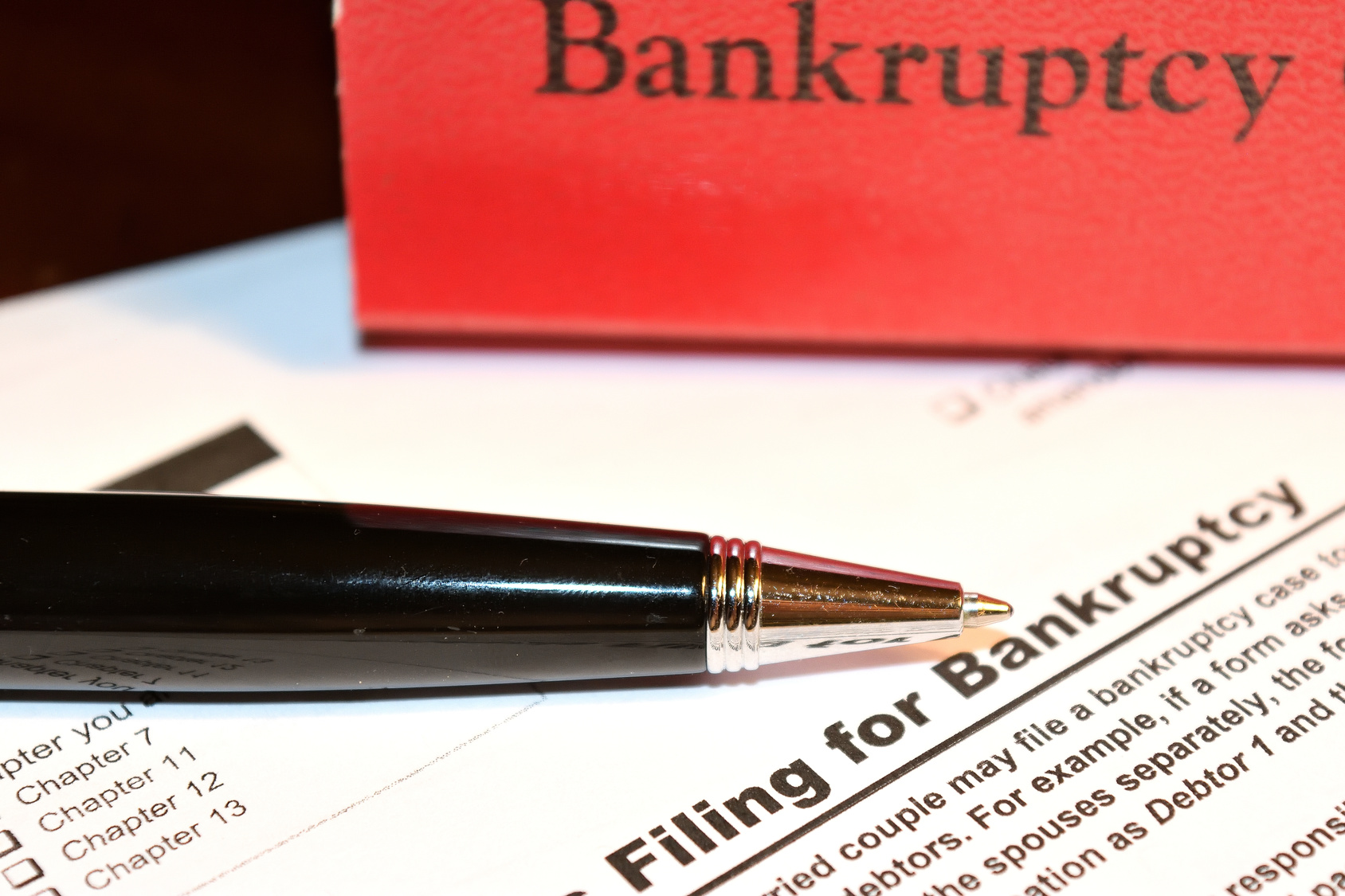 Northwest Indiana Chapter 13 Bankruptcy Lawyer