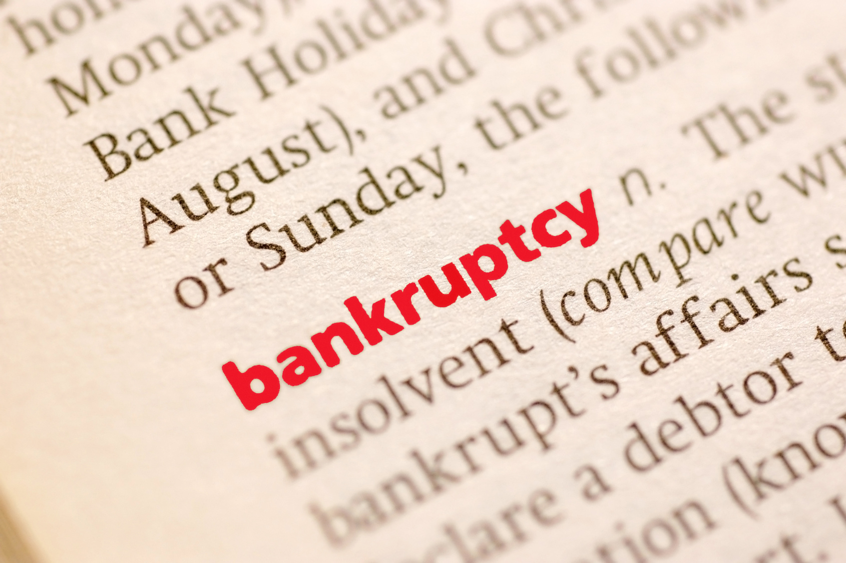 Lake County Chapter 7 Bankruptcy Attorney