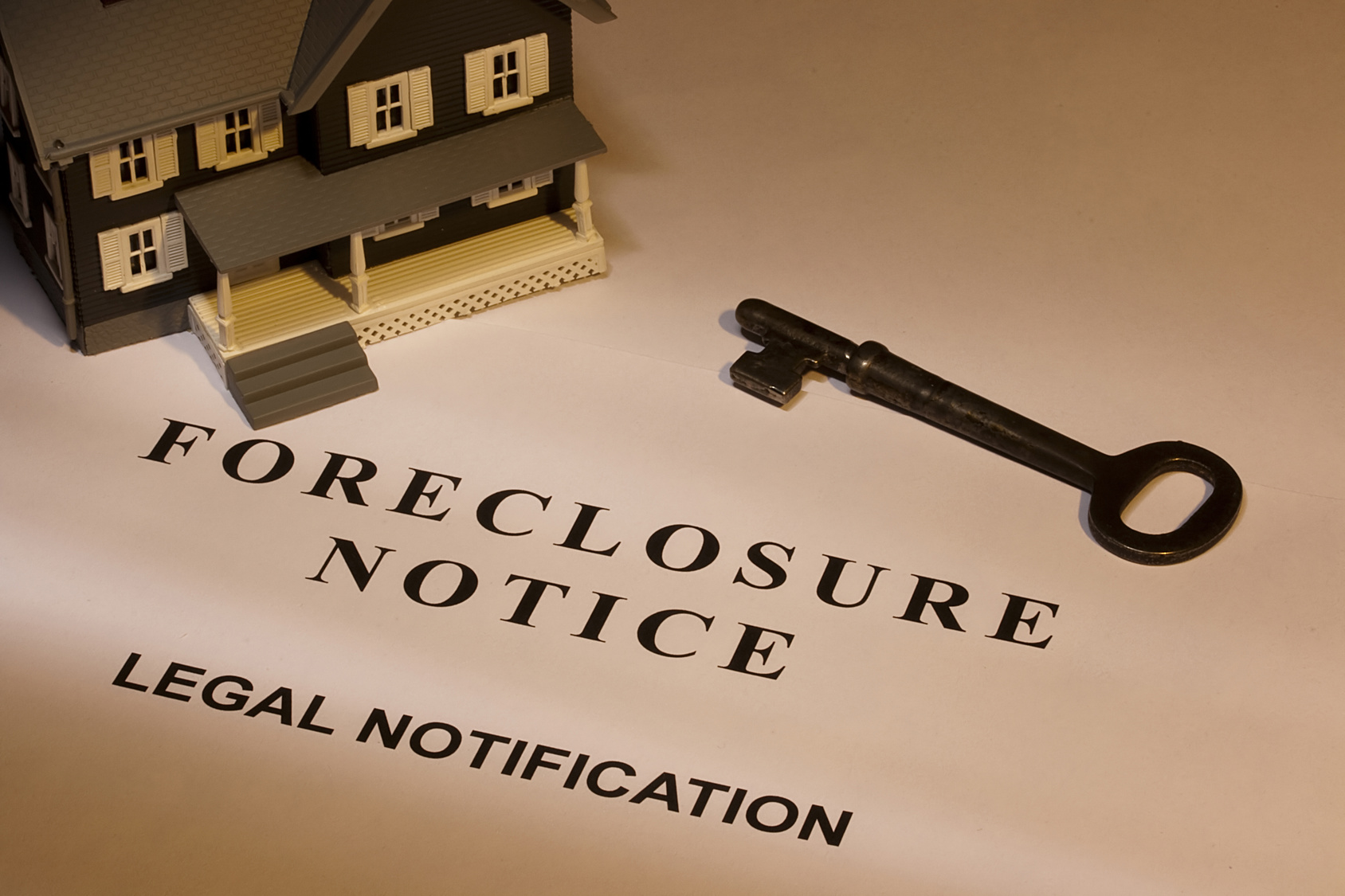 Home Foreclosure Attorney Near Me