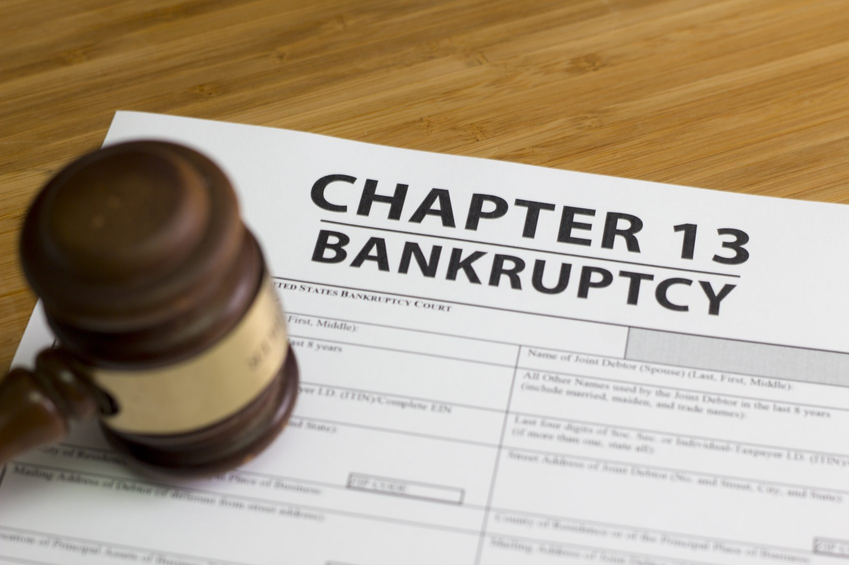 Chapter 13 Attorney Lake County