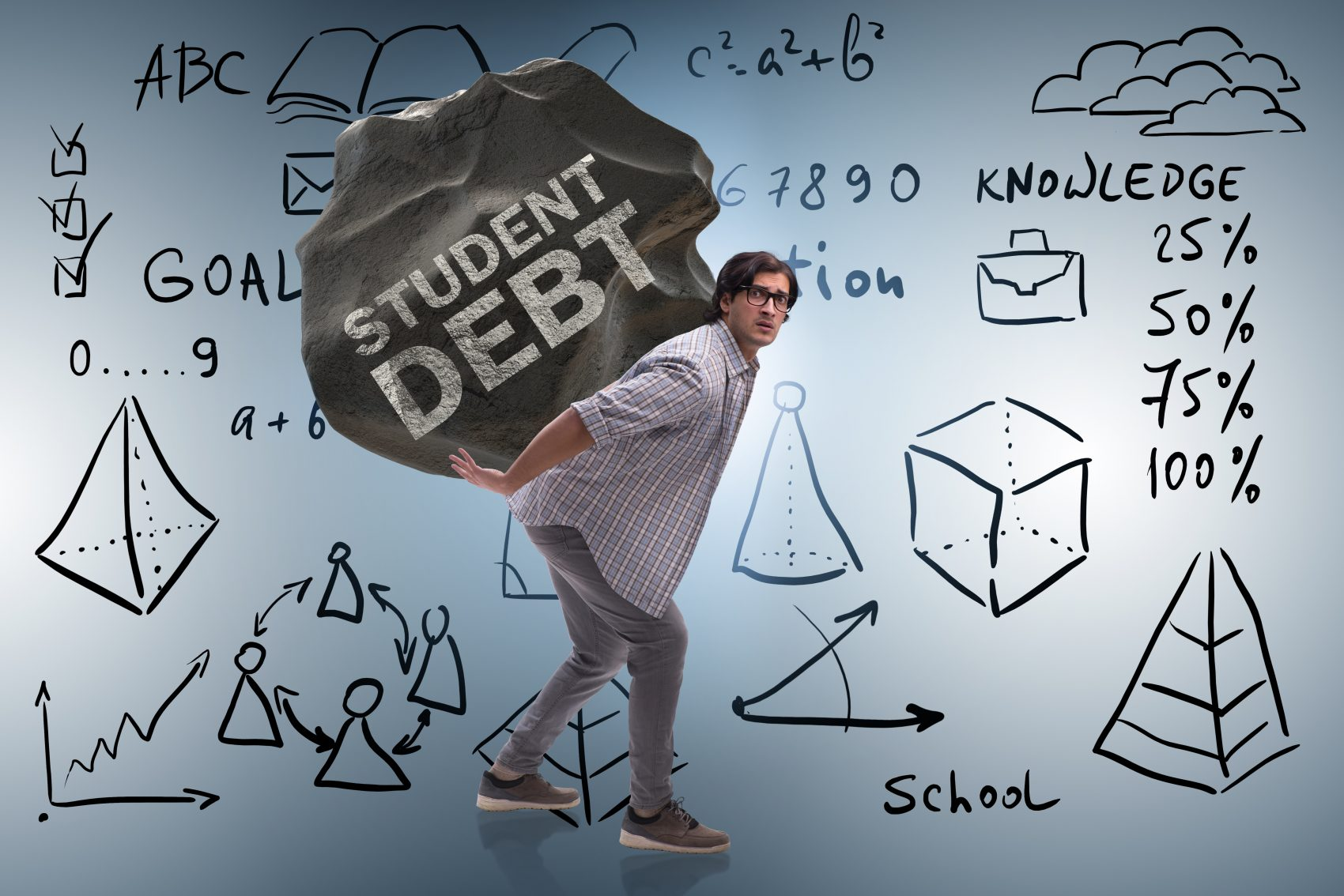 Will Filing For Bankruptcy Forgive My Student Loan Debt Too?